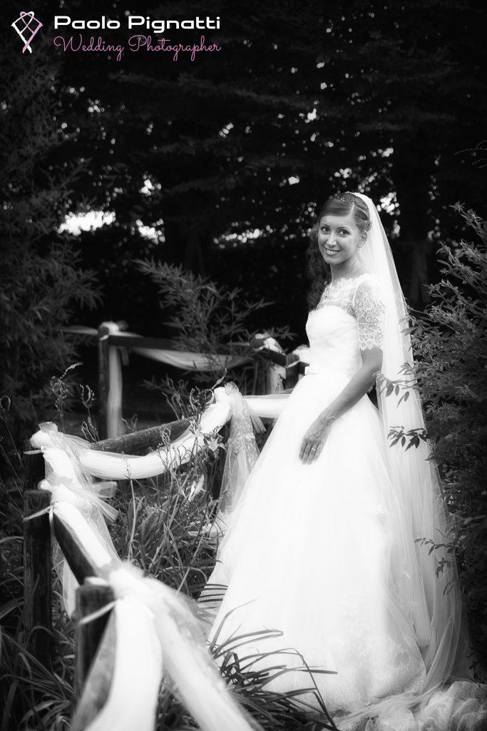Sposa Bride laghetto