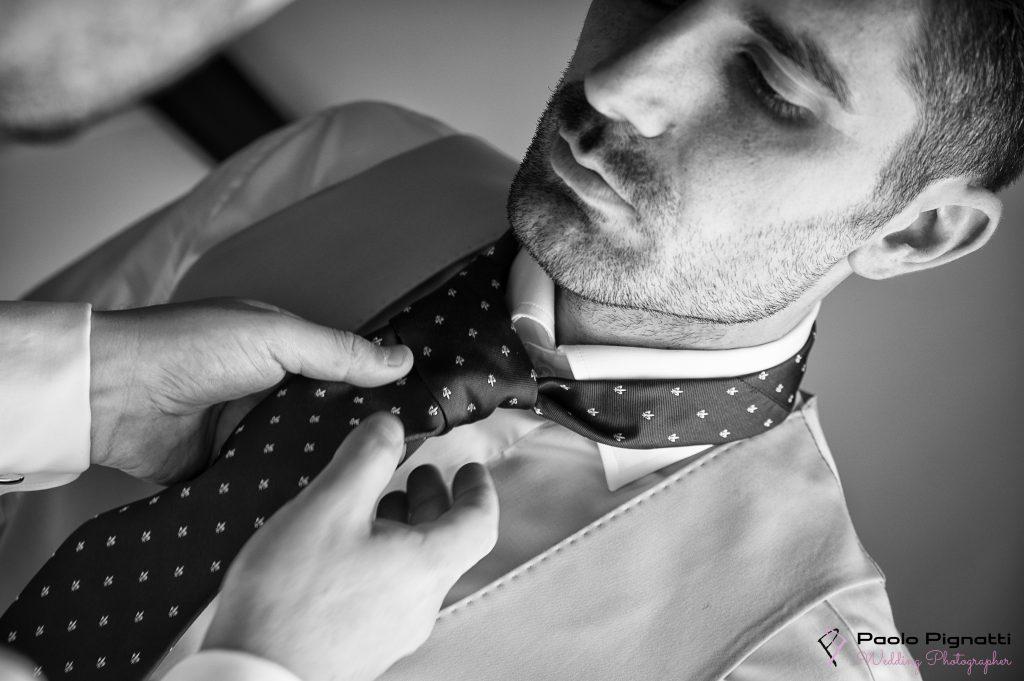 Sposo Groom Cravatta