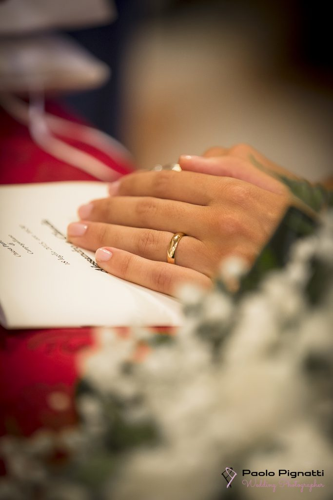 Wedding Anello