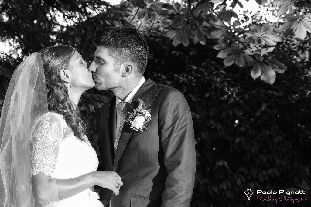 Wedding Sposi bacio