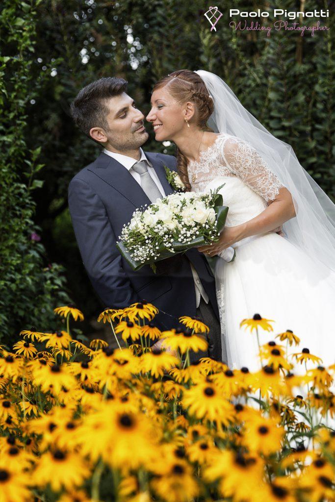 Wedding Sposi margherite
