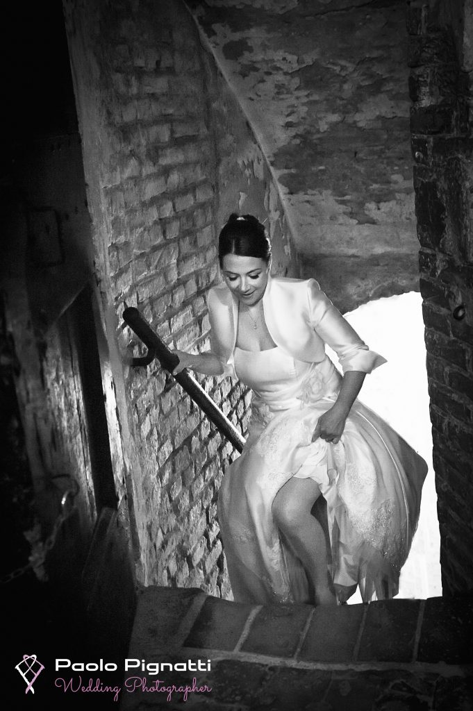 Sposa Bride Scala Castello