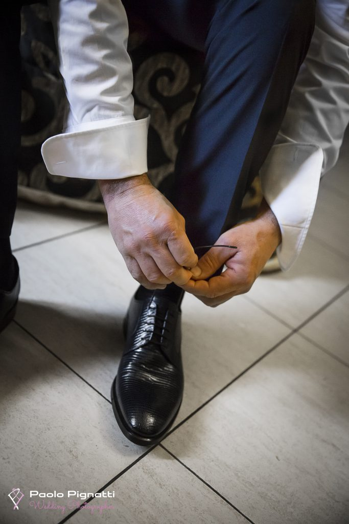 Sposo Groom Shoes Scarpa