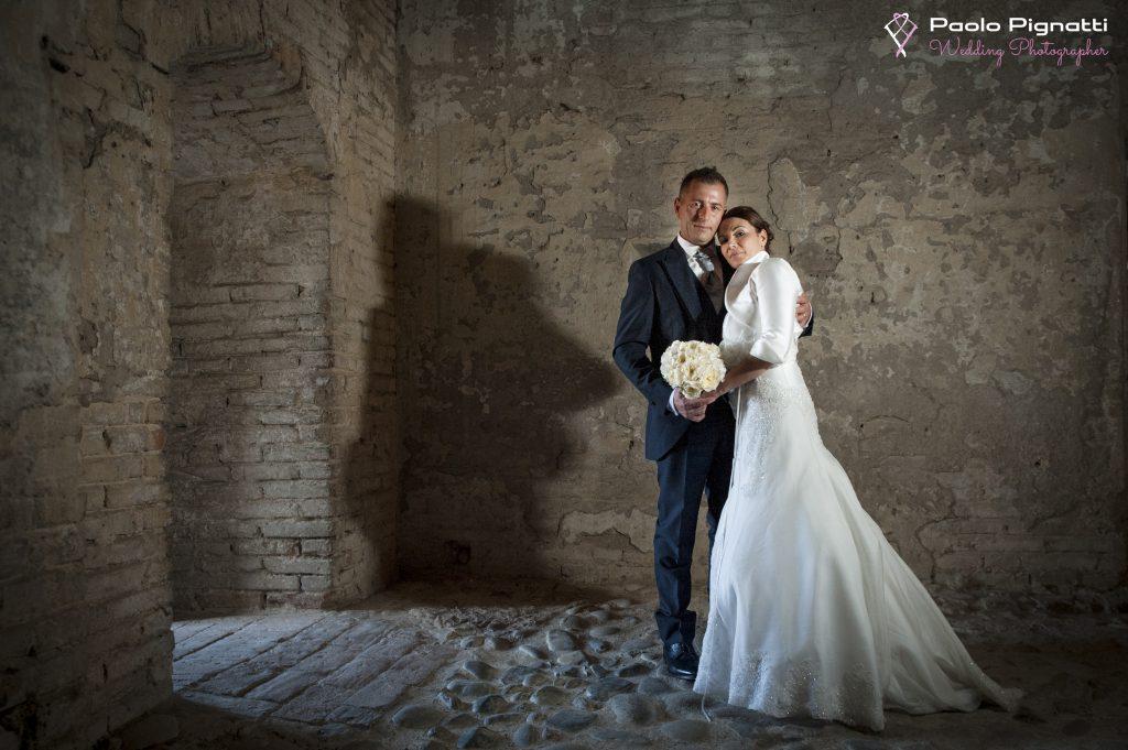 Wedding Sposi Castello 3