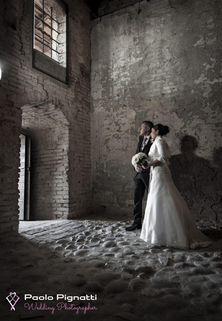 Wedding Sposi Castello 4