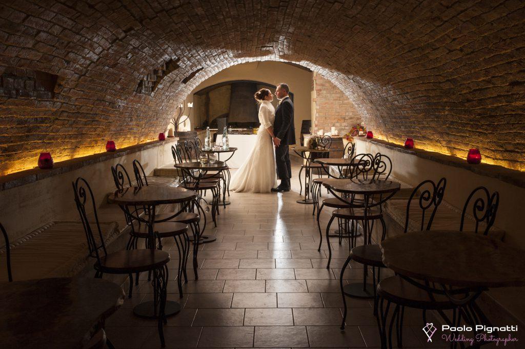 Wedding Sposi Tunnel